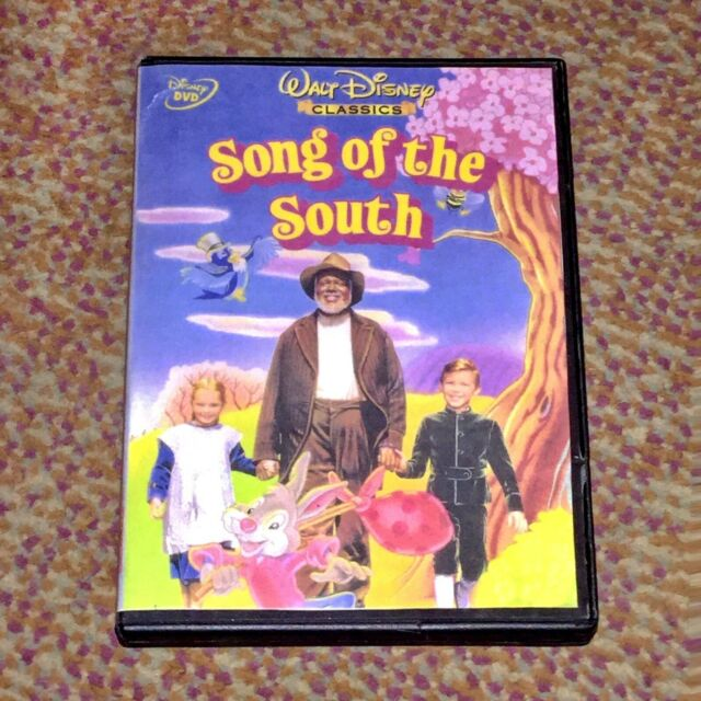 Rare! DVD Song Of T South - Remastered