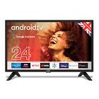 """Cello C2420G 24"""" HD LED Smart TV - Black"""