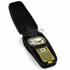Caseling Hard Case Fits Brady Bmp21 Plus Handheld Label Printer With Rubber Bump