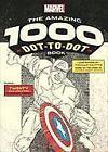 The Amazing Marvel 1000 Dot to Dot Book von Thomas Pavitte (2016, Taschenbuch)