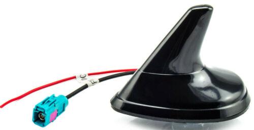 Antena para Fiat 500 Abarth 500 alfa romeo mito gulietta Shark techo antena activamente