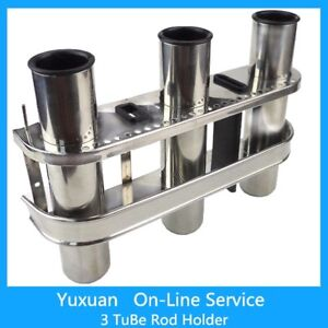 Image Is Loading Distinctive Fishing Outrigger Rod Holder And Tackle Rack