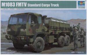 Trumpeter 1/35 M1083 Fmtv Standard Cargo Truck # 01007