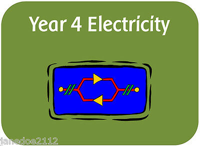 Image result for electricity year 4 science