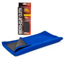 Martin Cox Clay Bar Cloth Towel Car Paintwork Cleaning Detailing Medium Grade
