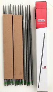 1 Boîte Oregon Tronçonneuse Fichiers. Taille 7/32 5.5mm - Neuf-afficher Le Titre D'origine