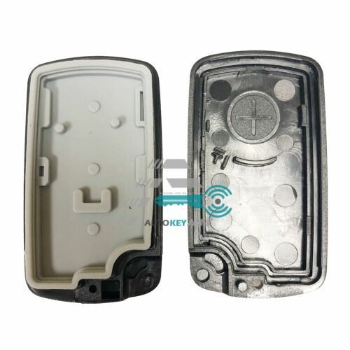 pair of 2 Button Remote Key Shell Case Fit for MITSUBISHI Lancer Endeavor Galant