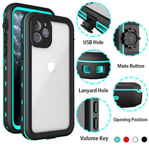 Waterproof Case For Apple iPhone 12 Pro Max 12 Mini Shockproof Screen Protector