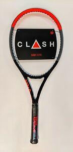 Wilson Clash 100 Pro 4 3/8 Tennis Racquet *NEW*
