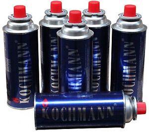 16-Gaskartuschen-fuer-Gaskocher-Campingkocher-227g-Gaskartusche-Gas