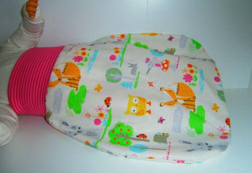 ♥ Pucksack ♥ nombreusesespèces ♥ Sac de couchage ♥ Strampelsack ♥ bébé ♥ 0-2 ans ♥ Handmade ♥ fille ♥