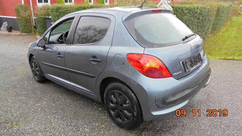 Peugeot 207, 1,4 HDi XR, Diesel
