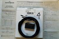 Datasensor Of-36-st-20 Plastic Ultraflex Fibre Optic 200cm Cable