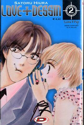 Sammelbande Manga Dynamic Dynit Love Dessin Prima Edizione Numero 2 Sammeln Seltenes Amc Geidai Ac Jp