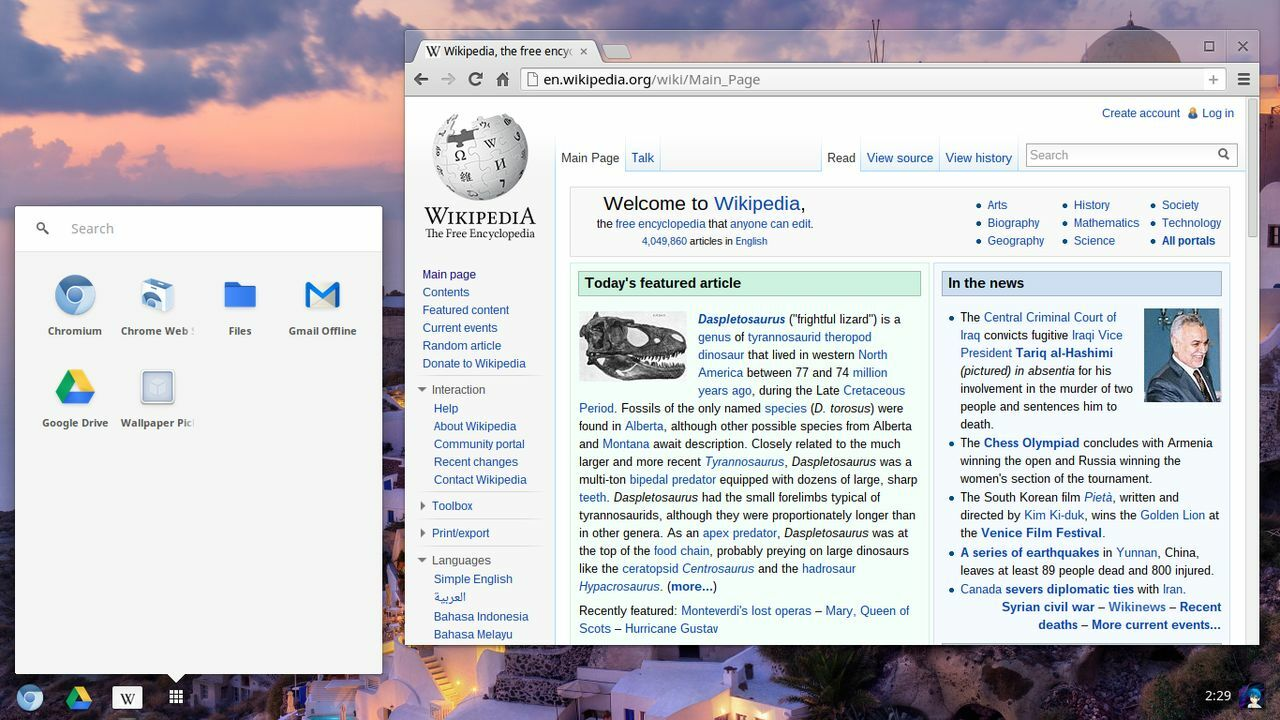 Details about Google Chromium OS 64-bit Bootable 64 GB USB 3 0 - Chromebook  on PC
