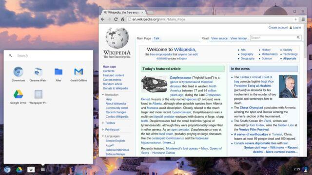Google Chromium OS 64-bit Bootable 32 GB USB 3 0 - Chromebook on PC