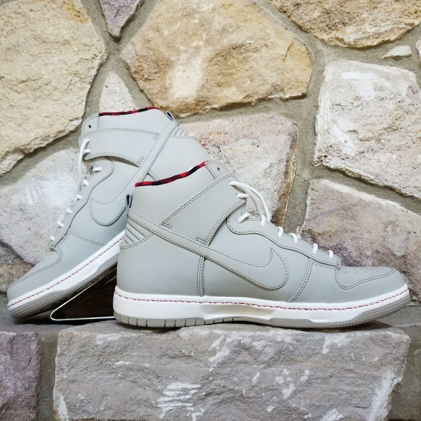 Nike Sneaker US 8.5 Men Dunk Ultra String Sail High Top 845055-201 MSRP