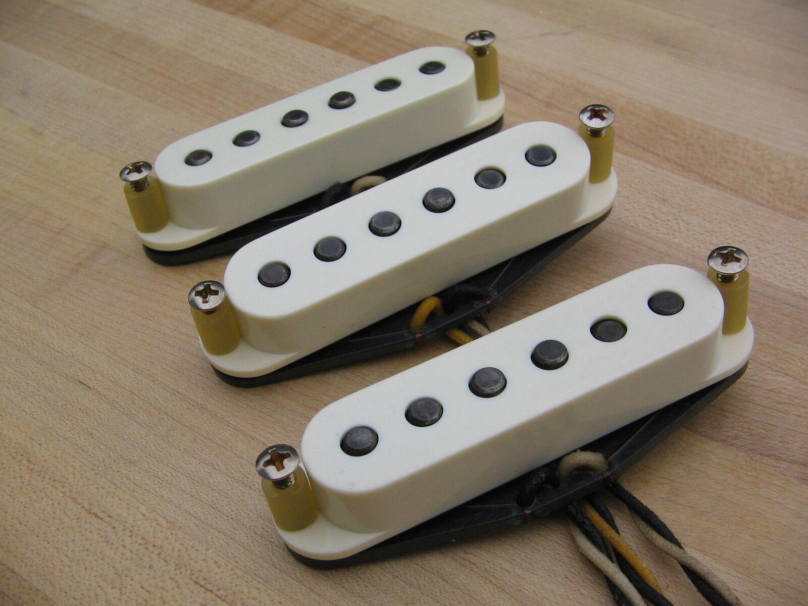 Dawgtown Aged '62 Srv Pickups Stratocaster Hand Wound A5 für Fender