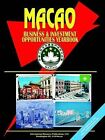 Macao Business and Investment Opportunities Yearbook by International Business Publications, USA (Paperback / softback, 2003)