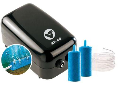 Étang insufflation pompe insufflation-set AP 30 glace support Air pump set