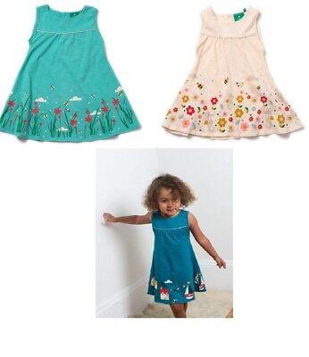 Little Green Radicals Organic Midnight Jungle Peter Pan dress  2 3 4 5 6 7 8