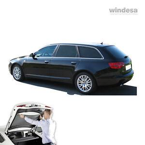 Audi A6 Avant 2006 2011 Car Sun Shade Blind Screen Tint Tuning