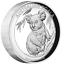 2019-High-Relief-Australian-Kookaburra-Kangaroo-Koala-Proof-Silver-3-Coin-Set thumbnail 4
