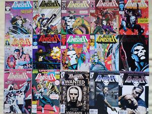 Punisher-comics-lot-of-30