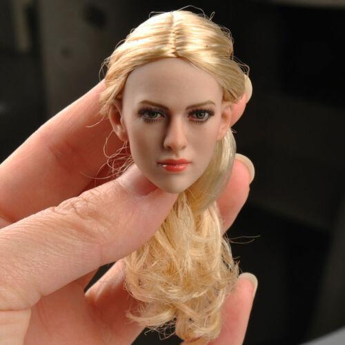 "USA 1:6 Scale KIMI TOYS Female Head Sculpt F 12/"" Figure TBLeague Body KT004"