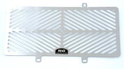 R&G Racing Stainless Steel Radiator Guard to fit Kawasaki Versys 650 2010-2014