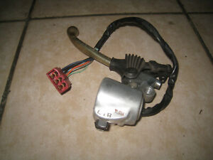 CB-125-T-Schalteinheit-Kombi-Lenker-schalter-links-Kupplungshebel-switch-handle