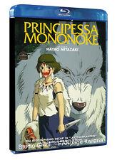 BLU RAY PRINCESS MONONOKE - ed.italiana di Miyazaki con celophan