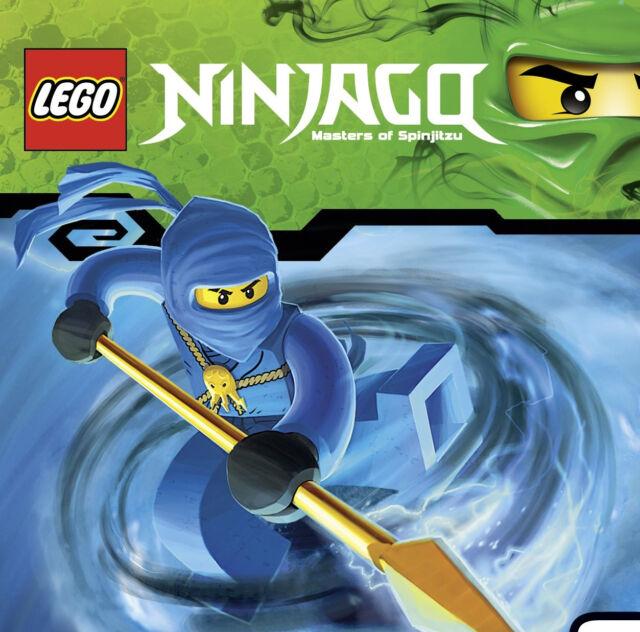 CD * LEGO NINJAGO : MEISTER DES SPINJITZU (CD 3) # NEU OVP §