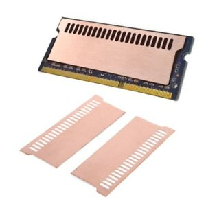 Pure-Copper-Notebook-Gaming-Laptop-Memory-Heatsink-Cooling-Vest-0-5mm-Radiator