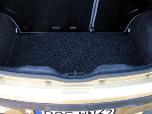 Velour Neu Kofferraummatte Mercedes S W 220 Limousine 1998-2002