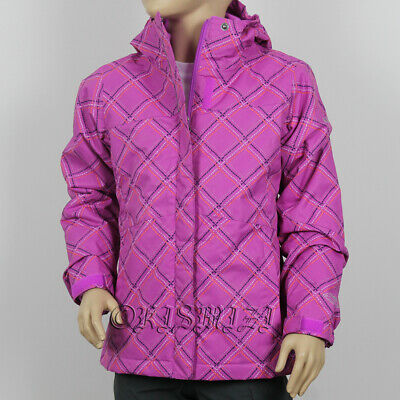 "New Girls Columbia /""Bugaboo/"" Omni-Heat Tech Outgrown Winter Jacket Coat Parka"