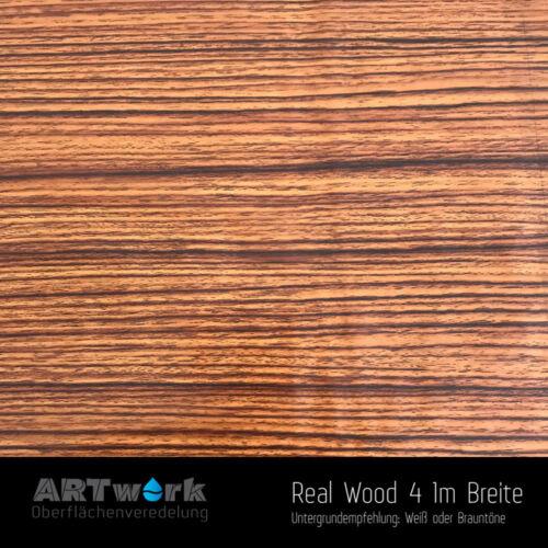 Transferts d/'eau pression Film RDTI Starterset 1 m Real Wood 4 activateur