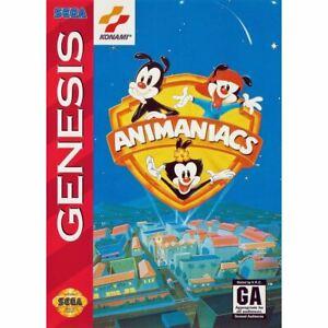Animaniacs-Sega-Genesis-Game-CLEAN-VG