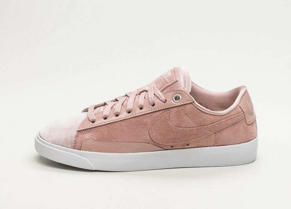 Damenschuhe NIKE BLAZER LOW LX SIZE 6.5 EUR 40.5 (AA2017 (AA2017 40.5 604) PARTICLE PINK/ SILT ROT 8f1775