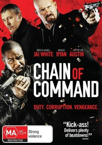 1 of 1 - Chain of Command DVD *** BRAND NEW SEALED *** Region 4 *FREE AUST. POST*