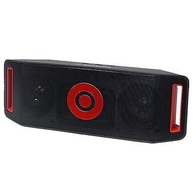 Bluetooth Beatbox Wireless Portable Speaker NFC Boombox+ Hand Shank USB TF Black