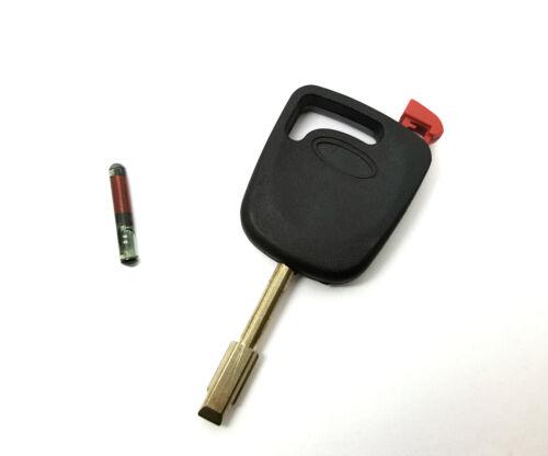 Transpondeur pour Ford Focus Fiesta Mondeo Ka Transit Voiture Remplacement Clé
