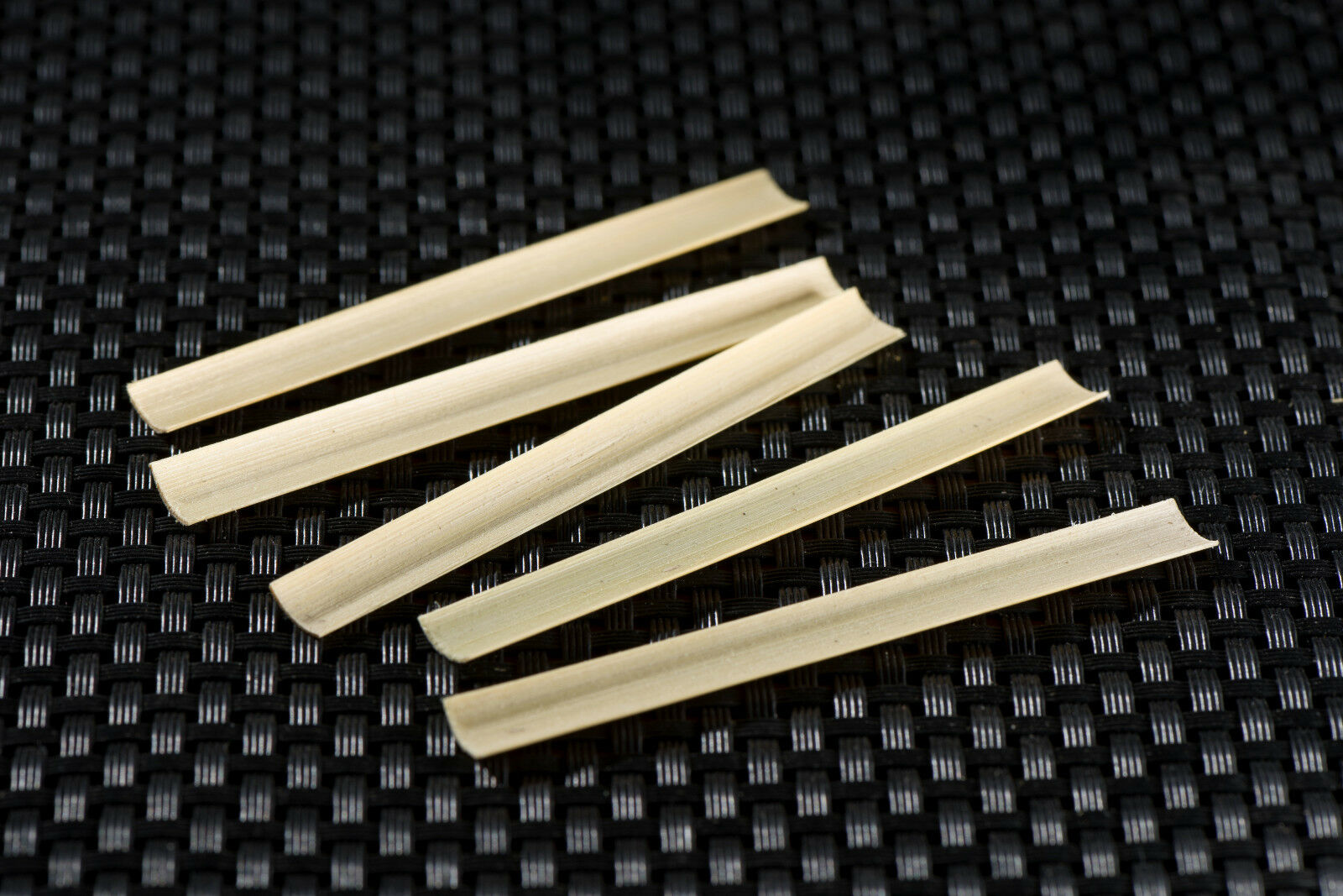 Reed Expression - Oboe Reeds Cane 50 pcs Gouged Only Unshaped