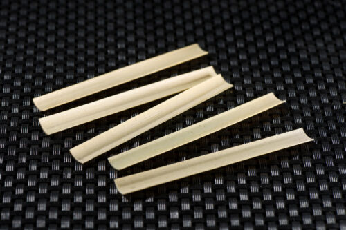 Oboe Reeds Cane 20 Pcs Gouged Only Unshaped Reed Expression
