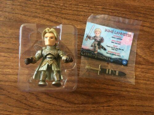 "Loyal Subjects Game of Thrones JAIME LANNISTER 3/"" Vinyl Mini Figure Jamie"