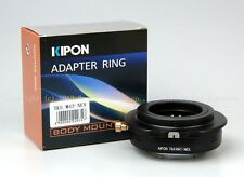 Tilt&Shift for M42 mount lens to Sony NEX-7/6/5 a7 a7r Latest Kipon Adapter