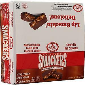 Betty Lou's Gluten Free Smackers Peanut Butter 12 bars ...
