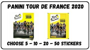 PANINI-TOUR-DE-FRANCE-2020-CHOOSE-YOUR-STICKERS-FROM-LIST