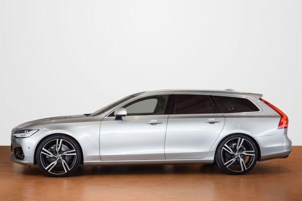 Volvo V90 2,0 D5 235 R-Design aut. AWD - billede 1