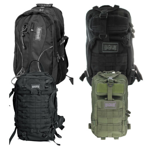 Magnum Hi-Tec Backpack Backpack Bag Satchel School Assault Pack NEW